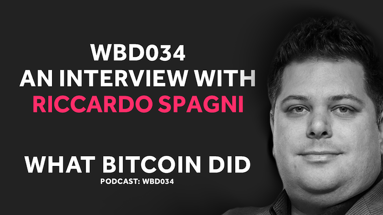 Why Crypto Privacy is Important     WBD034 - SEPTEMBER 14, 2018