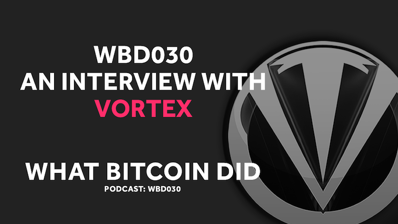 Teaching C# Developers to Integrate Bitcoin within their Applications     WBD030 - AUGUST 17, 2018