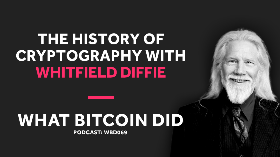 Whitfield Diffie on the History of Cryptography     FEBRUARY 1, 2019