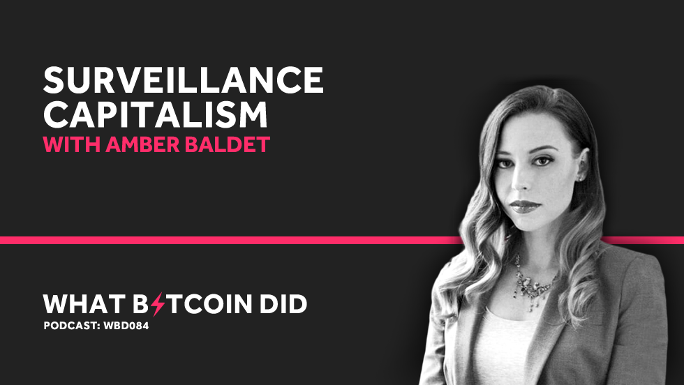 Amber Baldet on Surveillance Capitalism     MARCH 12, 2019