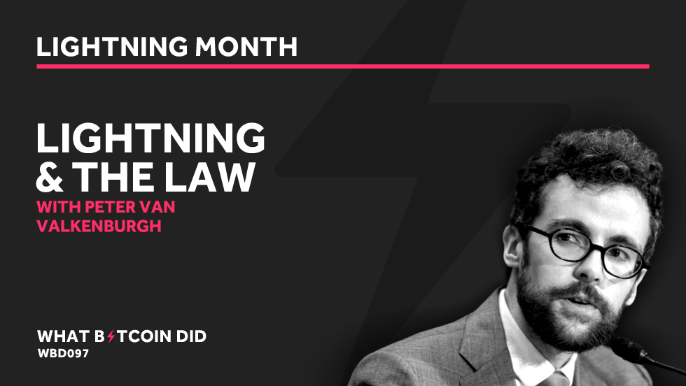 Peter Van Valkenburg on Lightning & The Law     APRIL 16, 2019