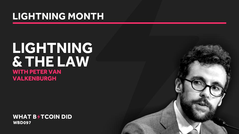 Peter Van Valkenburg on Lightning & The Law     APRIL 16, 2019
