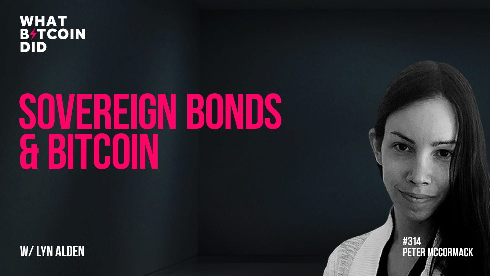 Sovereign Bonds & Bitcoin with Lyn Alden