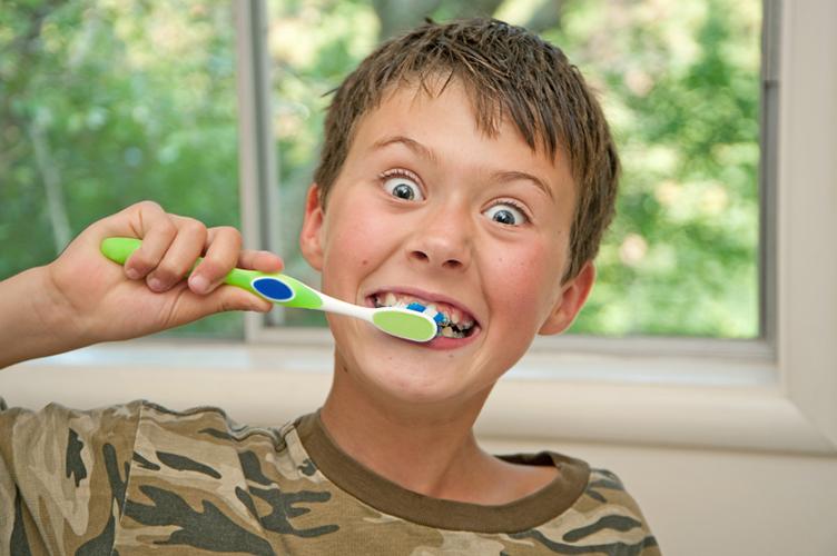 Brushing with braces.jpg
