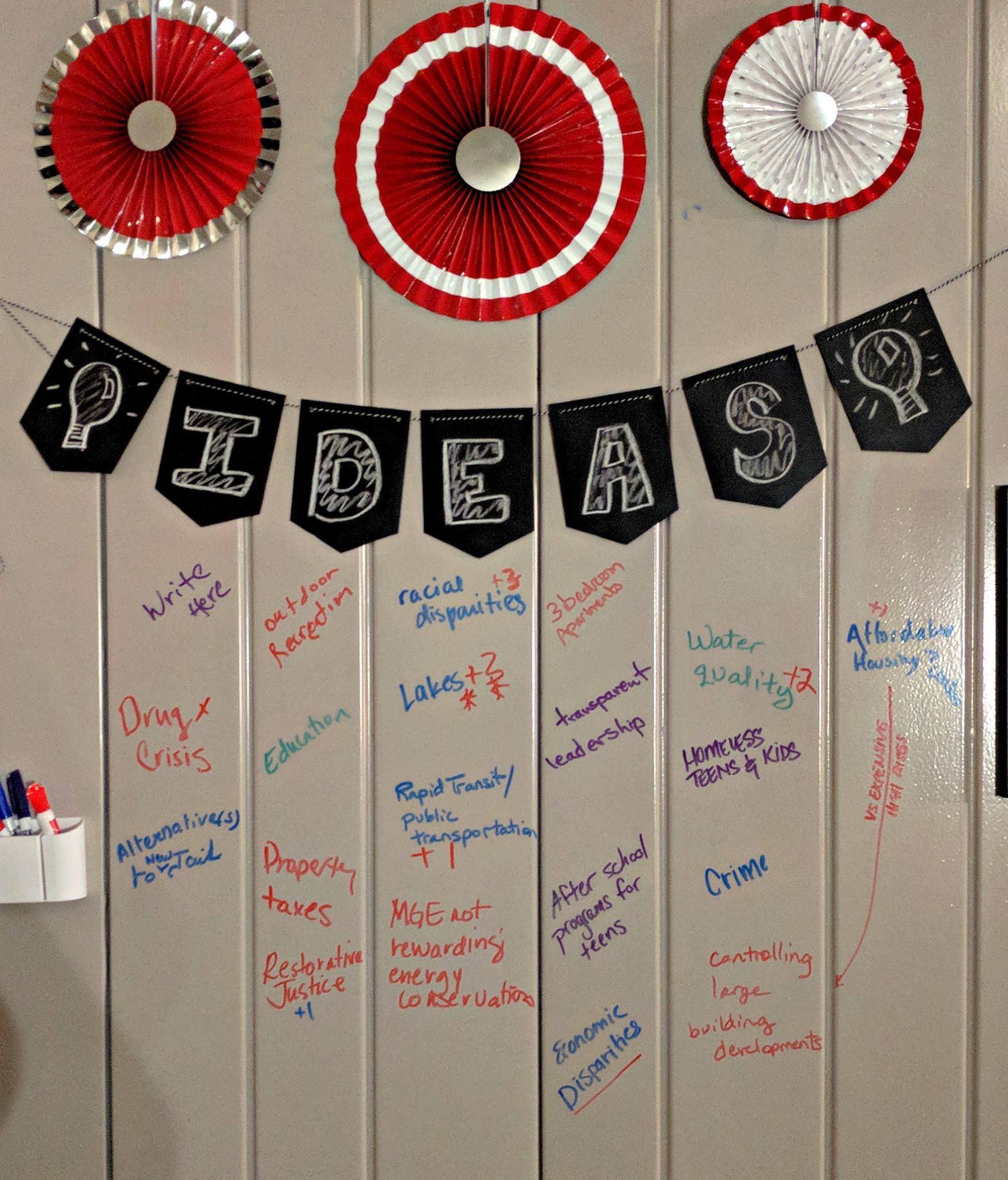Ideas from neighbors