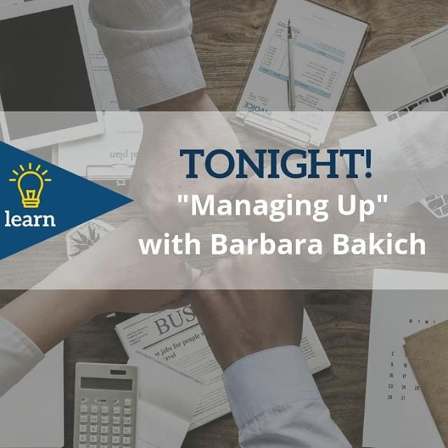 TONIGHT - please join us for a professional development event with Barbara Bakich at Blackberry AtHoc. Check out the #LinkInProfile or visit http://bit.ly/2Zehcoh for more info and to register! #YPGNash #ProfessionalDevelopment #Event #Nashville