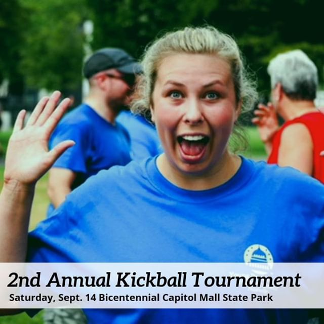Please #JoinUs for the Second Annual Kickball Tournament benefiting #TNStateParks on Saturday, Sept. 14 from 9:00 a.m. to 2 p.m. Register yourself or a team by Sept. 6! Check the #LinkInBio to sign up today.  #YPGNash #Kickball #Fundraising #GiveBack #HaveFun