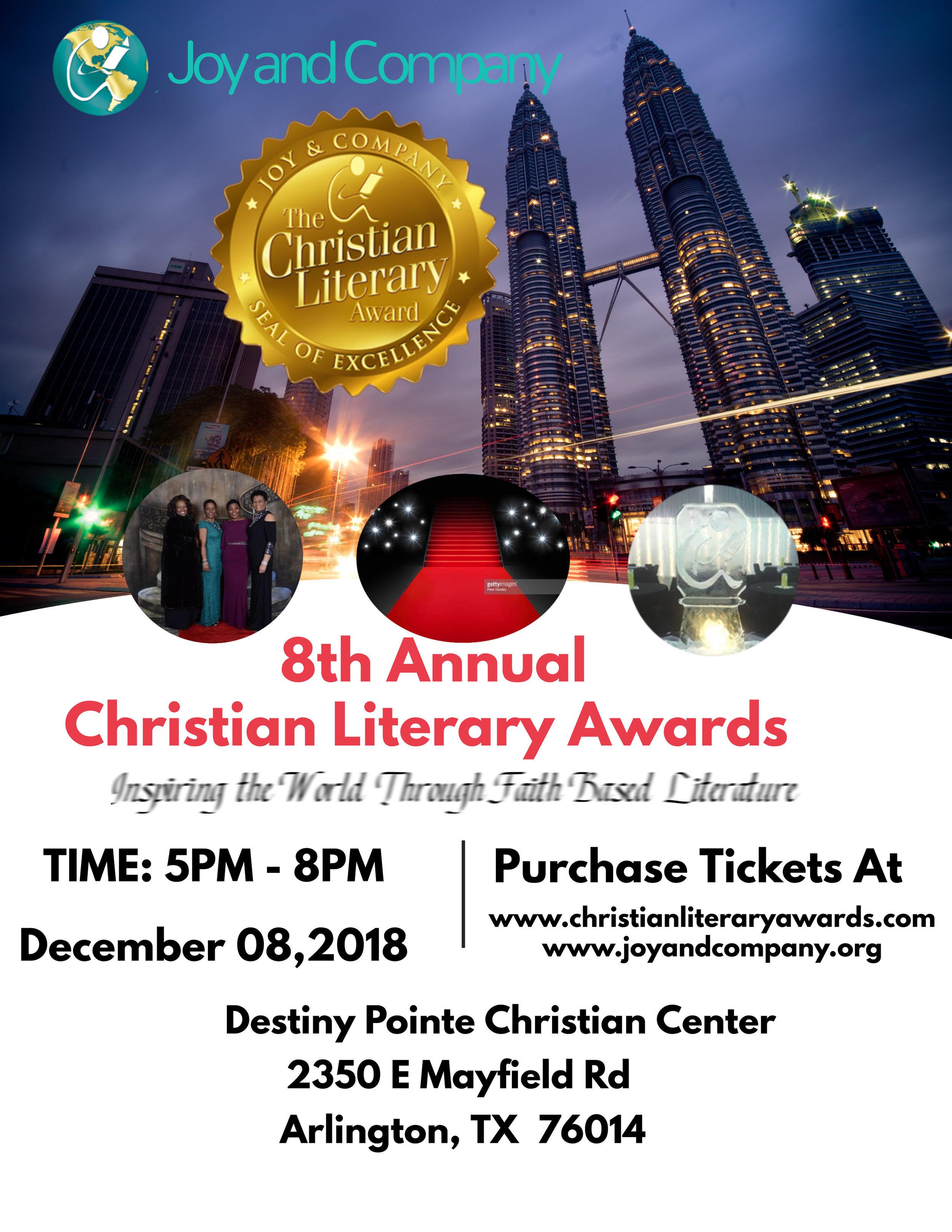 Prestigious Henri Christian Literary Awards.jpg