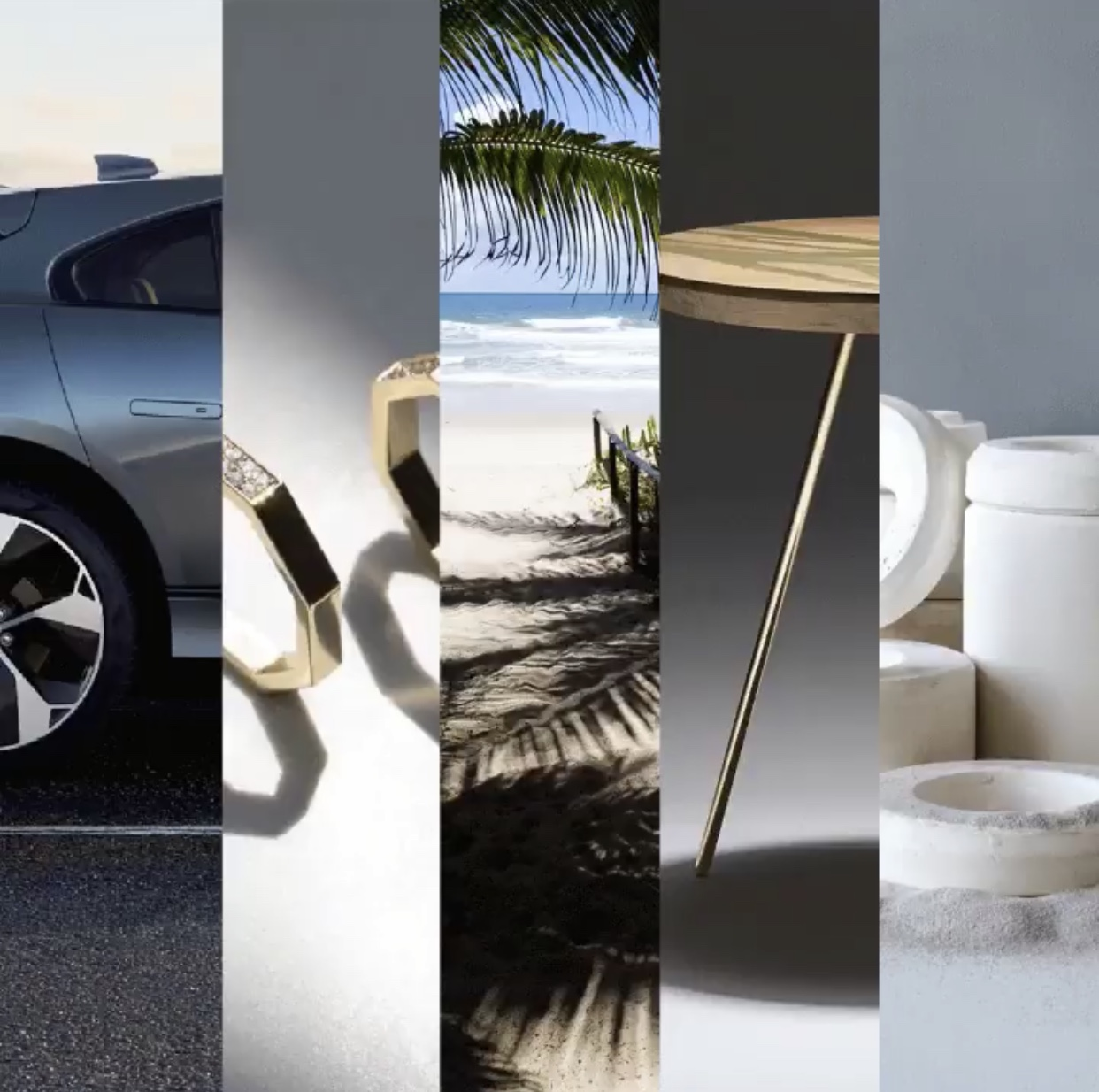 Some of the 1.618 Sustainable Luxury 2019 members. LyZadie Design Studio is one of the members in 2019.