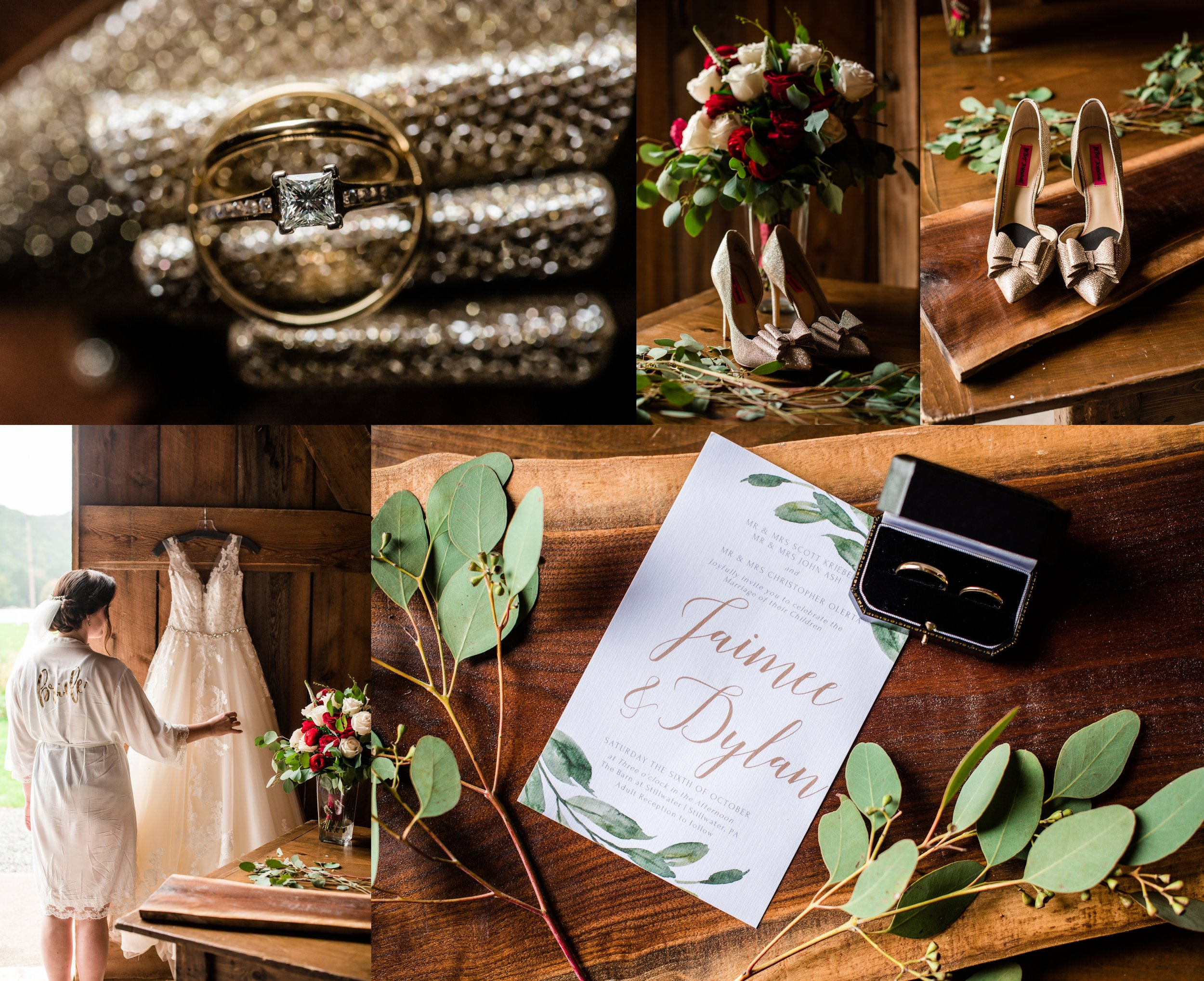 Obsessed with the gold details, the greenery, and those Betsey Johnson shoes! <3