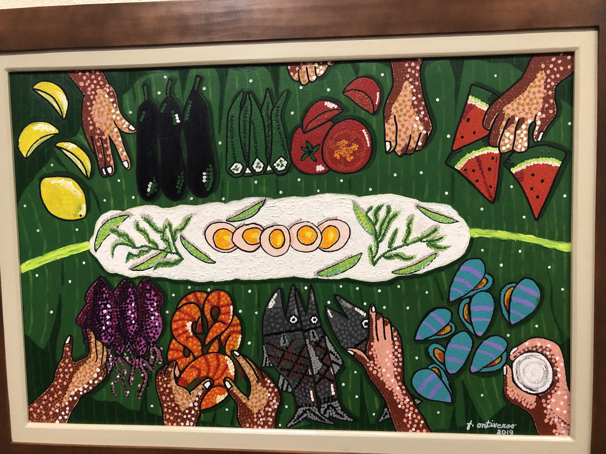 Boodle Fight by Farah Ontiveros