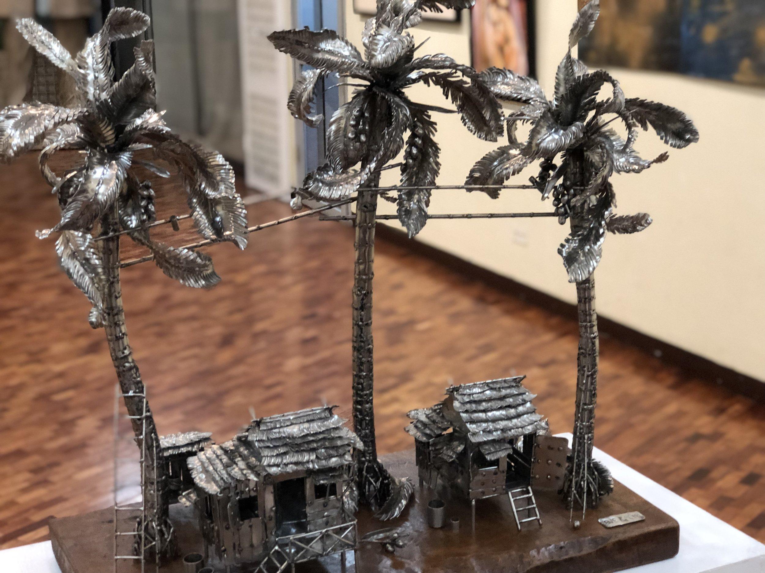 Sculpture by Noel P. Bueza