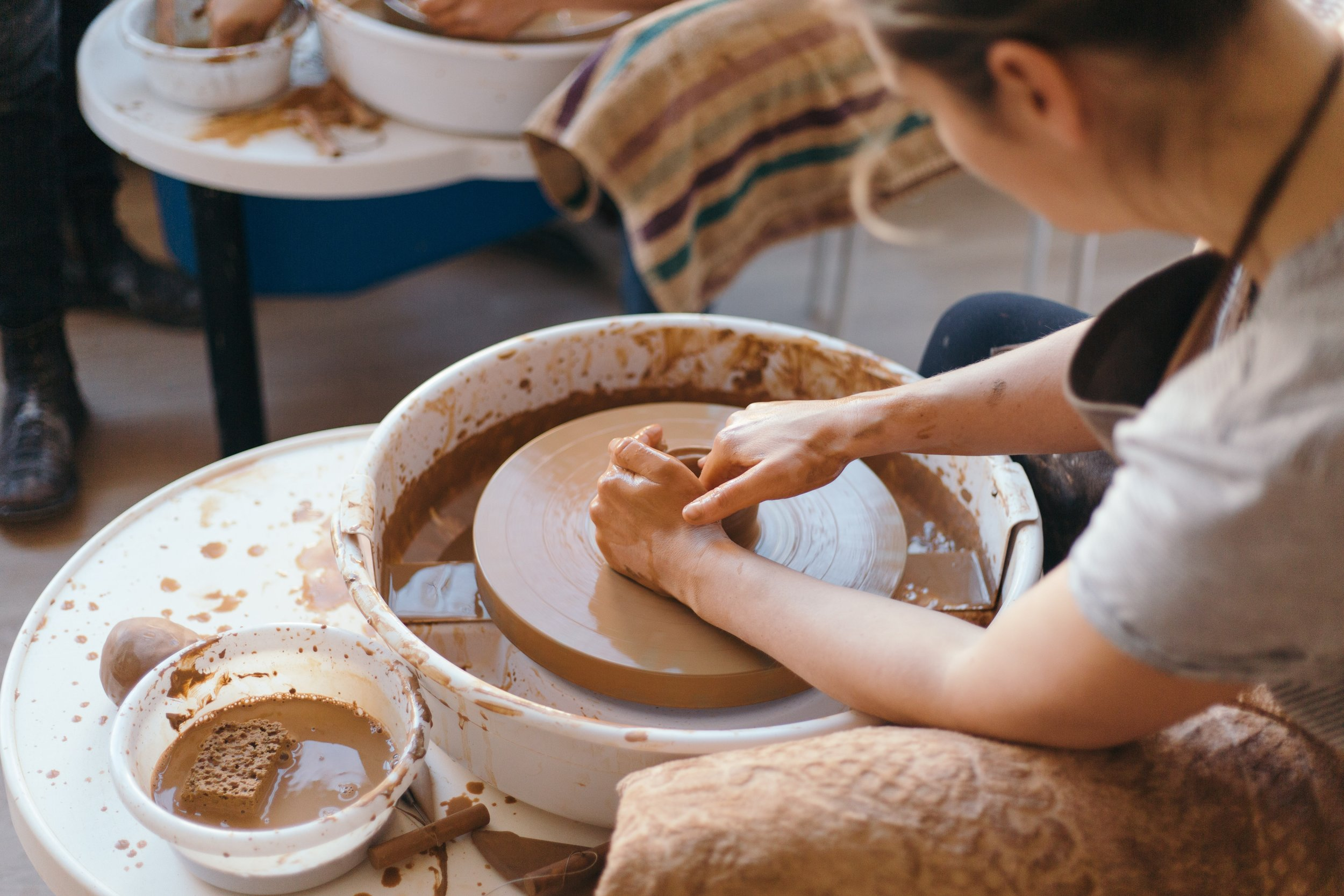 Get Hands On - Honor Mom's artistic side and take her for a pottery, painting or glass-blowing class. Not only will you and Mom get some quality time, but she will walk away with a beautiful keepsake from the day.