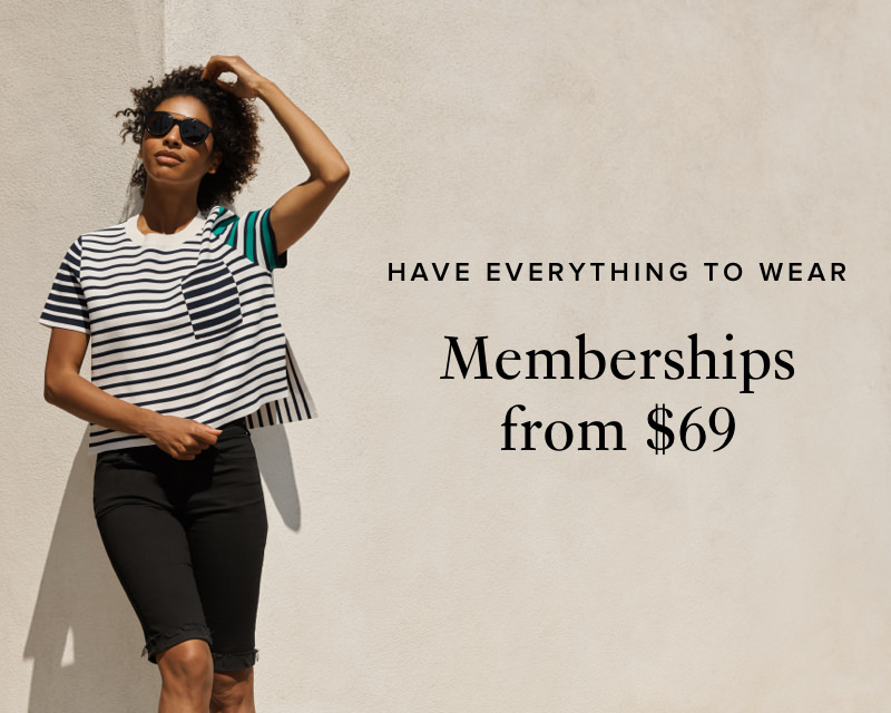 Clothing Subscription - Your grad will likely have a lot of new experiences and events coming their way, so gift them the chance to dress for every ocassion without breaking the bank. Rent the Runway will allow your grad to rent special clothing items, or stay up with the current trends. plan prices vary