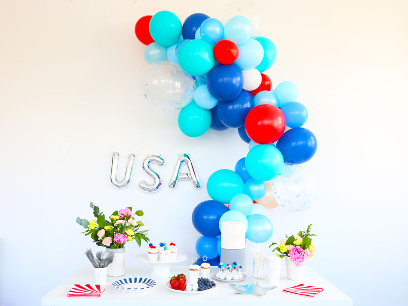 Let Freedom Ring - Here is the breakdown of what comes with our 4th of July Party Box