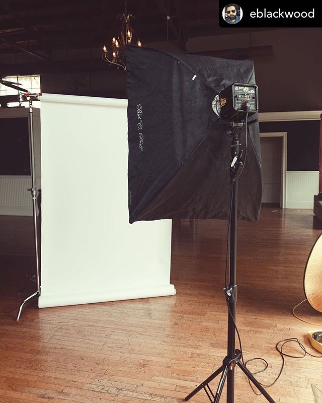 #repost • @eblackwood Last set up in the studio. Simple yet effective, blending natural light and strobe for a portrait. Today is bittersweet as we close 118 West Vine St. We've created many beautiful images, videos and content in this space. It will be missed. Continue to watch our Instagram and Facebook for any studio location updates but we will still continue posting, as the business model evolves. #vinestudiosboro #murfreesborotn #murfreesboro #studio #portrait