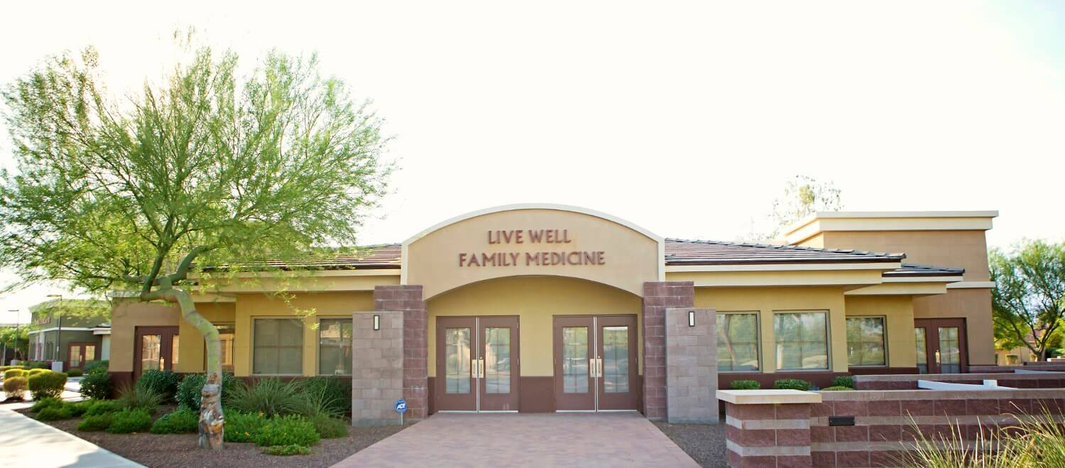 Chandler Primary Care Clinic Building