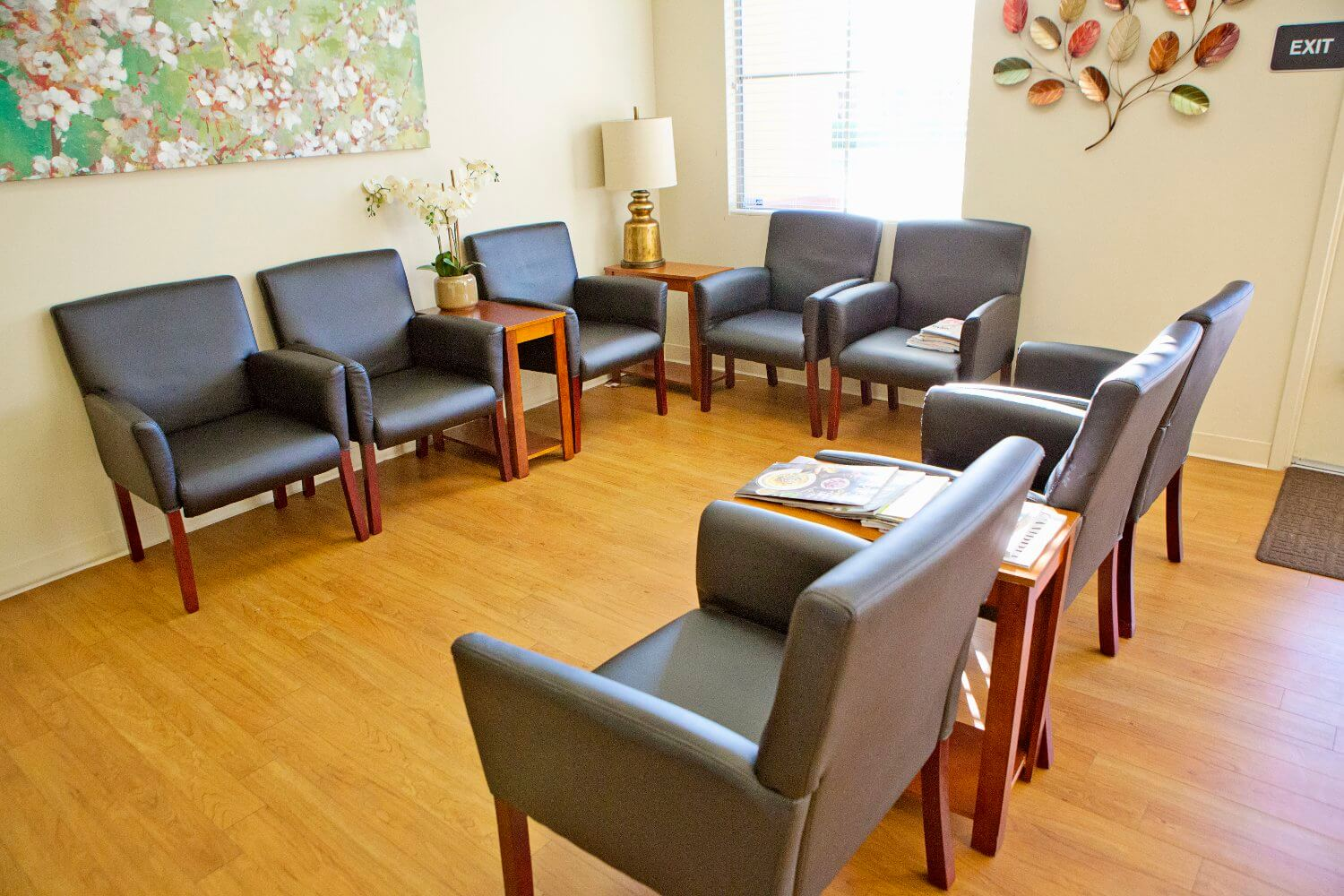 Dr. Norma Perales Chandler Waiting Room