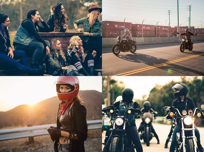 WILD GYPSY TOUR AT THE STURGIS MOTORCYCLE RALLY -