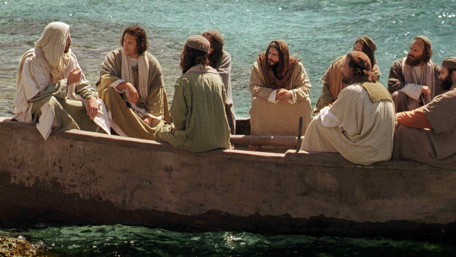 teaching disciples