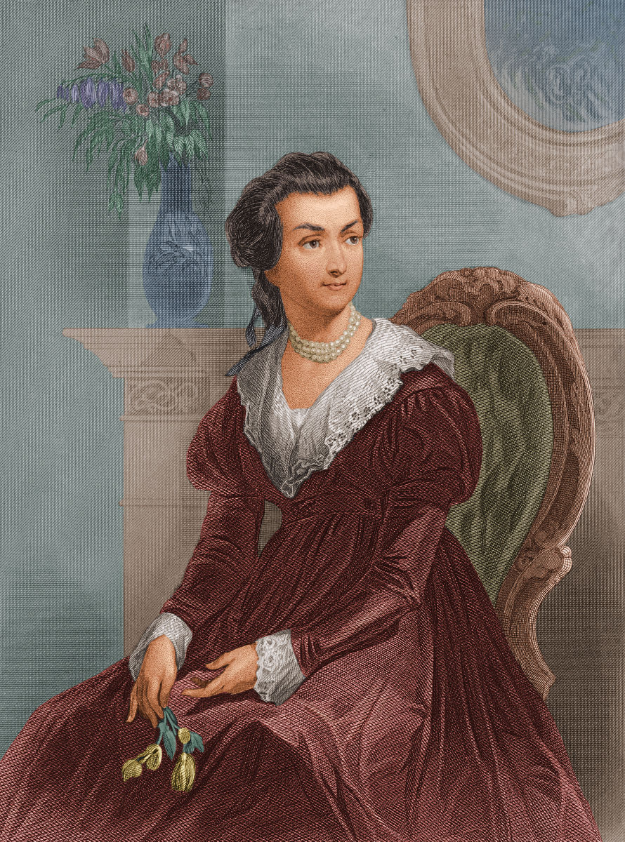 Abigail during the American Revolutionary era.  Source .