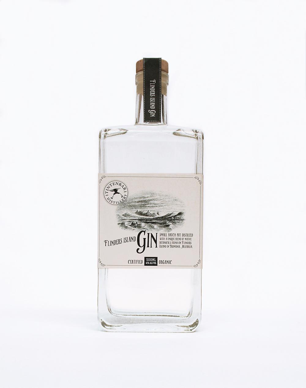 Flinders Island Gin 500ml product photo