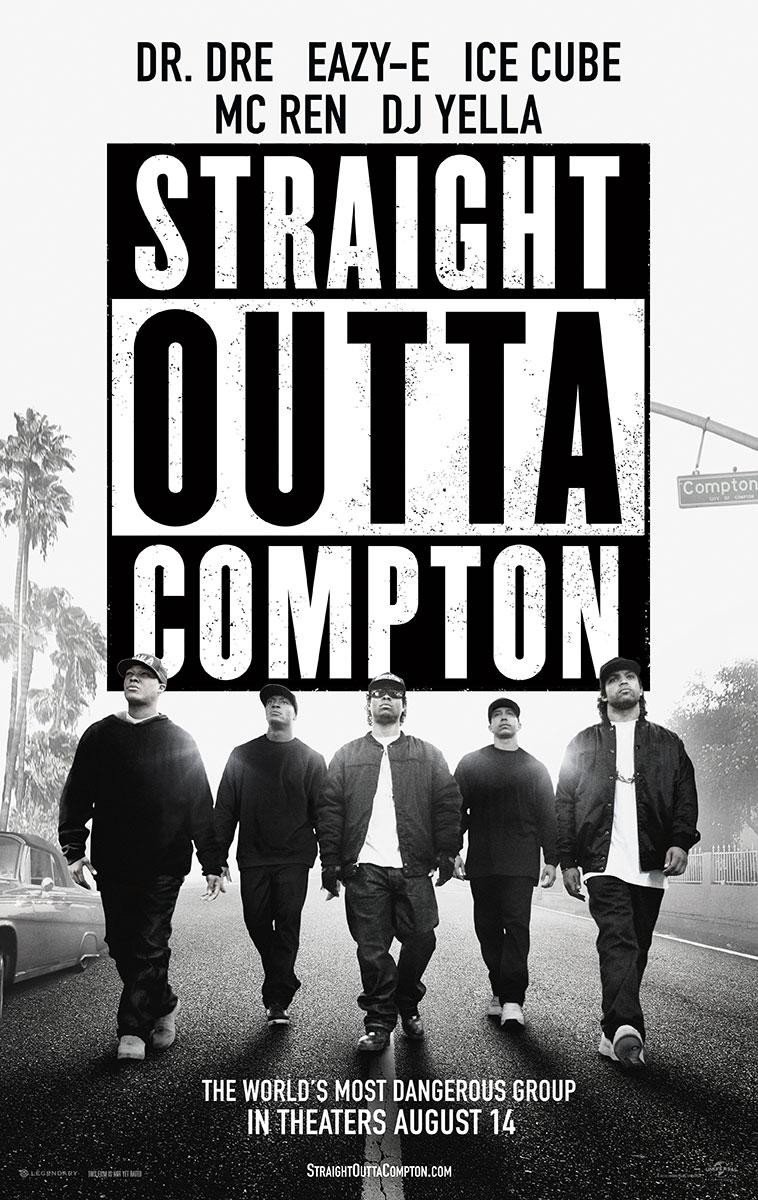 Straight Outta Compton (2015) - Cameras by Camtec Motion Picture Cameras