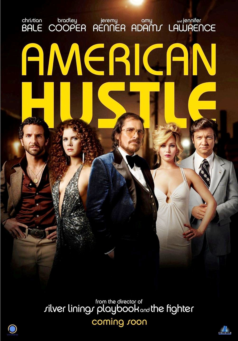 American Hustle (2013) - Cameras by Camtec Motion Picture Cameras