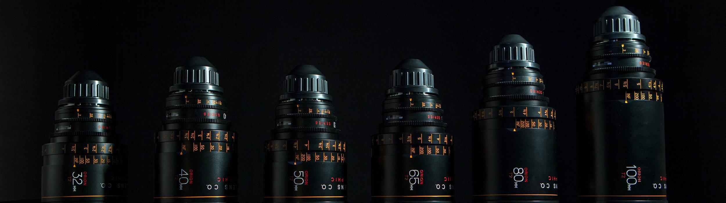 Atlas Orion Anamorphic Primes