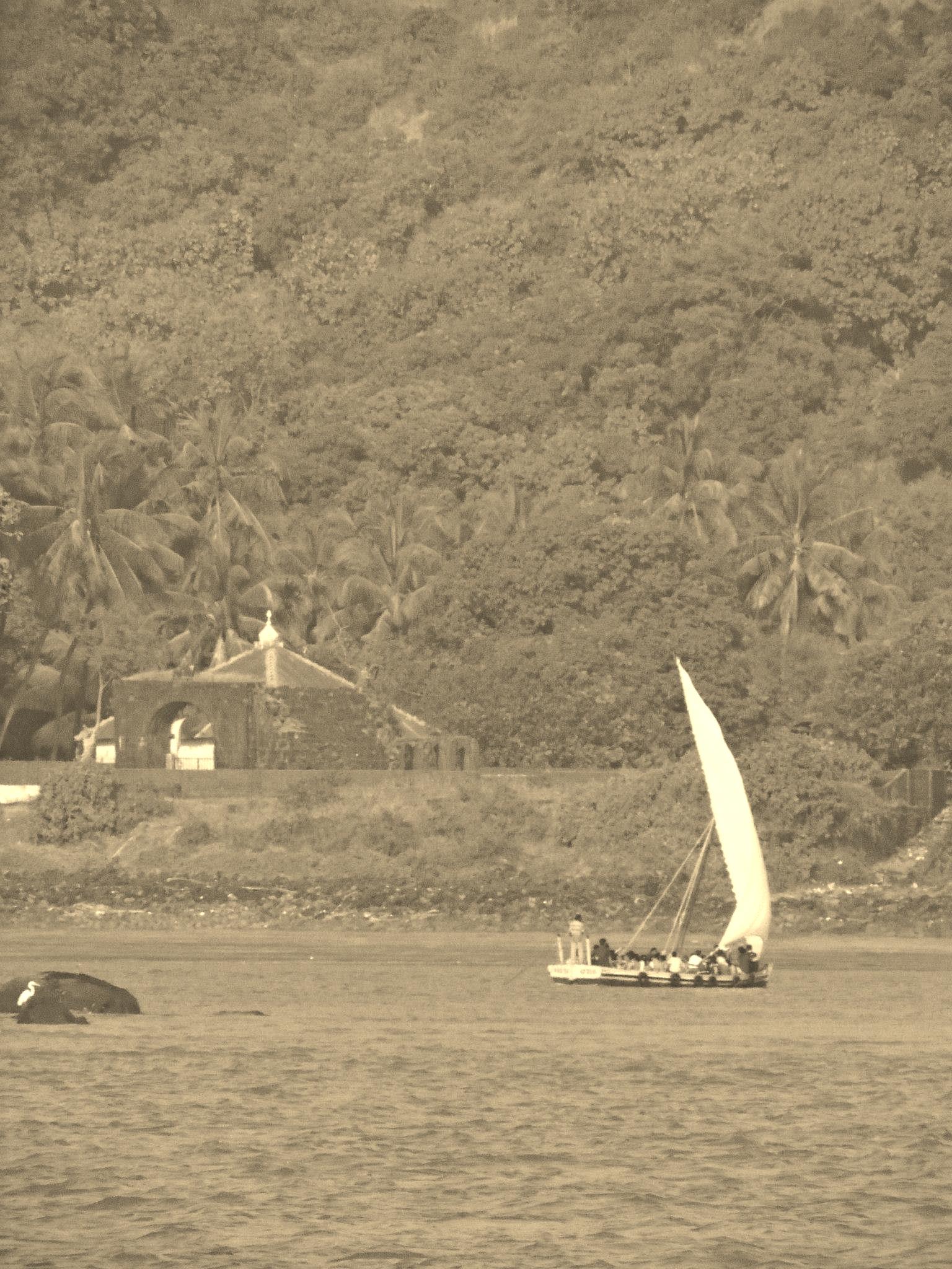 The Konkan Coast of India