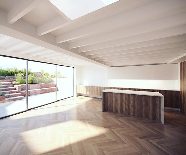 Delighted to have won planning permission for this simple, elegant two storey extension and renovation of a property in South London. Now the real work begins! • • • #architecture #interiordesign #architecturelovers #archdaily #WHA #walkerhay #walkerhayarchitects #granddesigns #architecture_london #londonarchitecture #propertydevelopment #homeinspiration #modernhome #homerenovation #kitchendesign