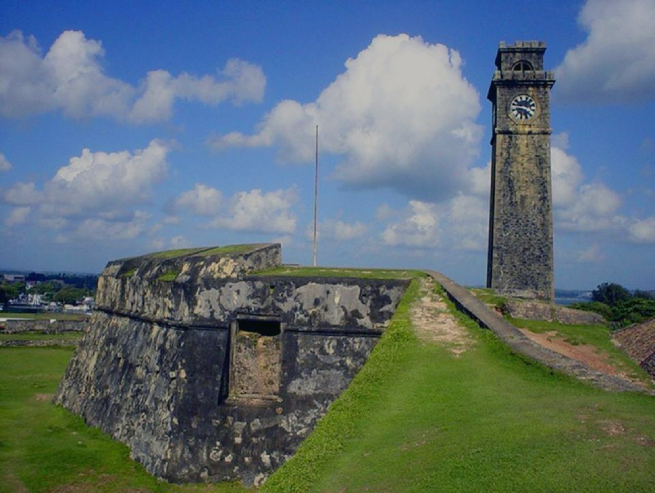 Galle Dutch Fort Tour -