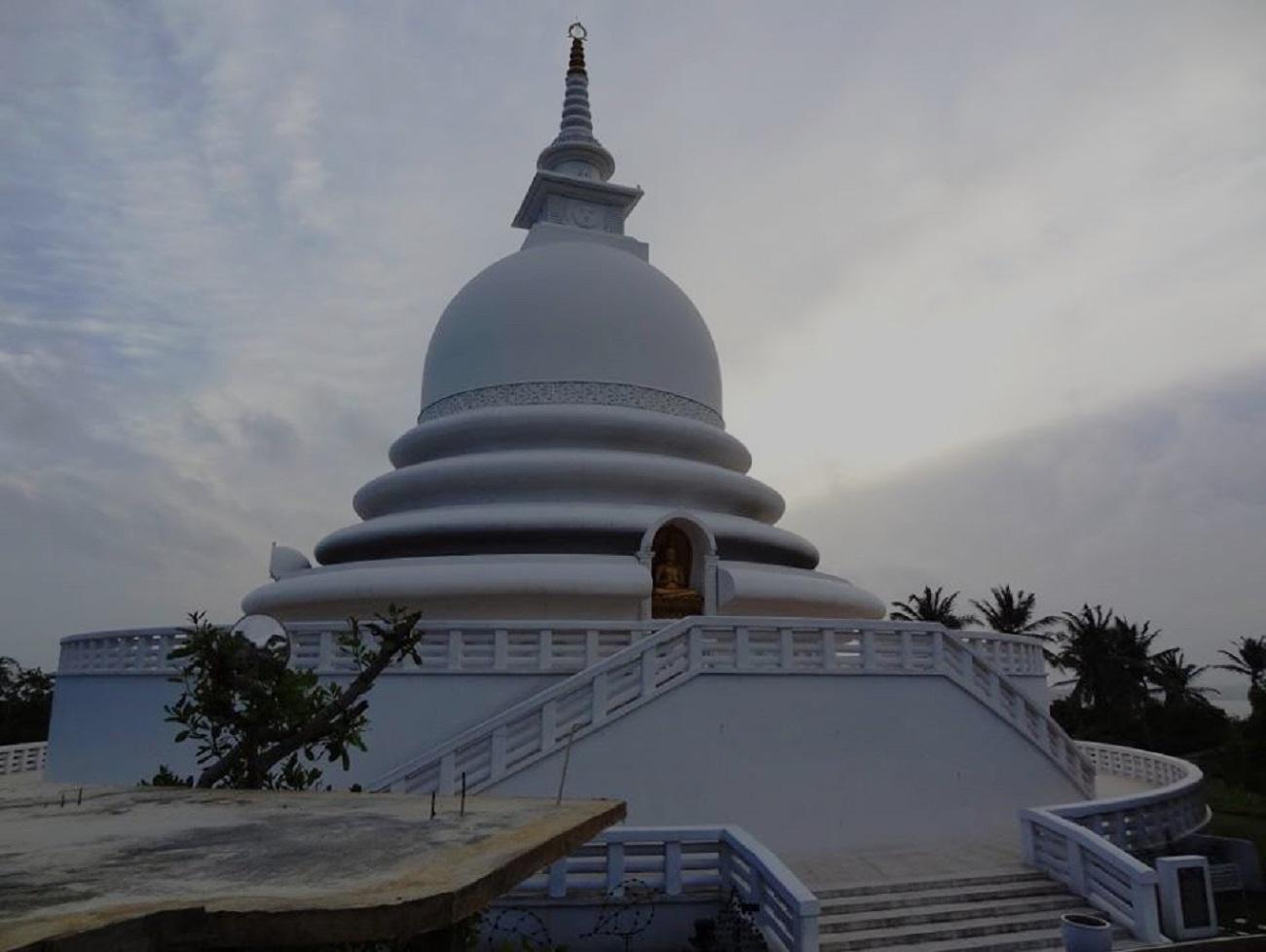 Japanese Peace Pagoda -