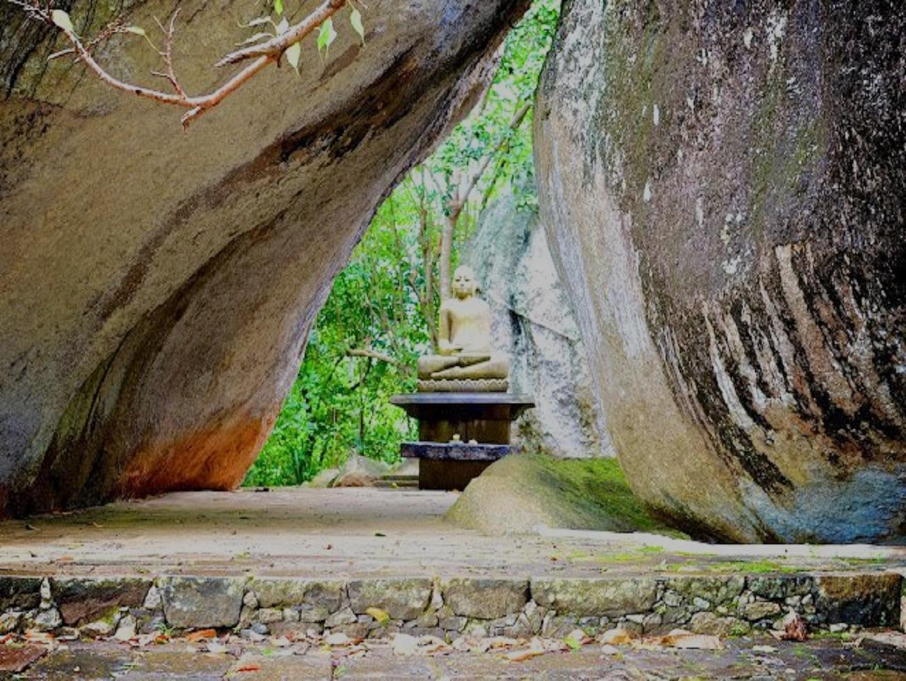 Yatagala Temple -
