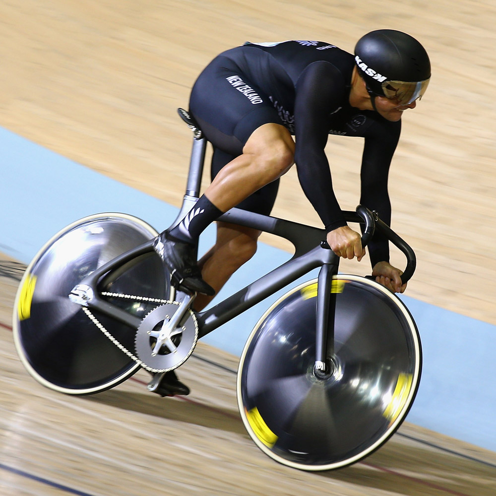 "The man they call ""Big Dawk"" has been at the vanguard of New Zealand's emergence as formidable sprint powerhouse. He has won world and Commonwealth medals in sprint and keirin."