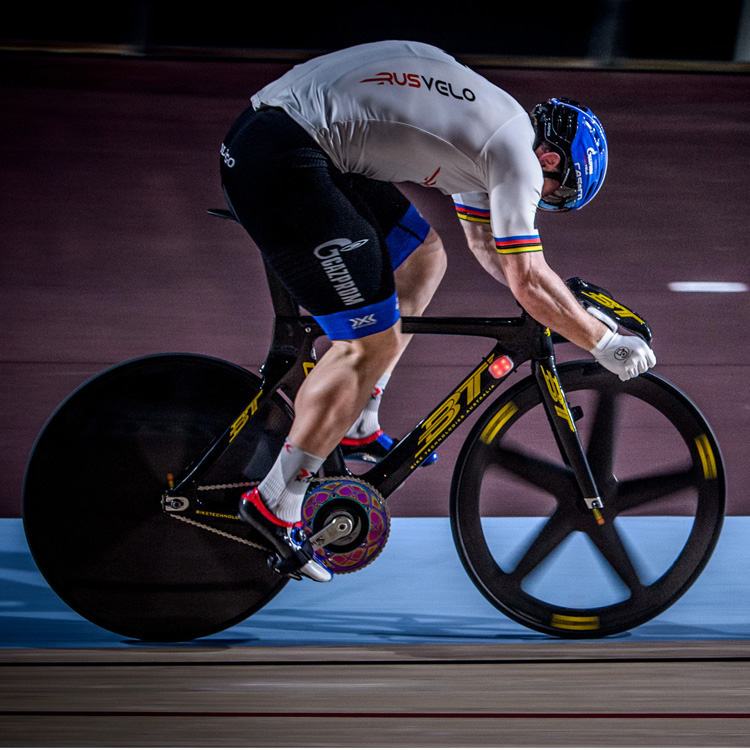 Perko is a Keirin World Champion, Olympic, European and National Champion (Both Australian and Russian) as well as Commonwealth medalist. Currently working towards UCI World Championships season and Tokyo 2020