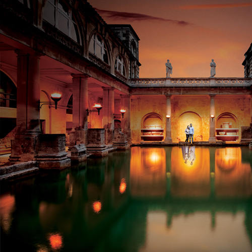 The Roman Baths -