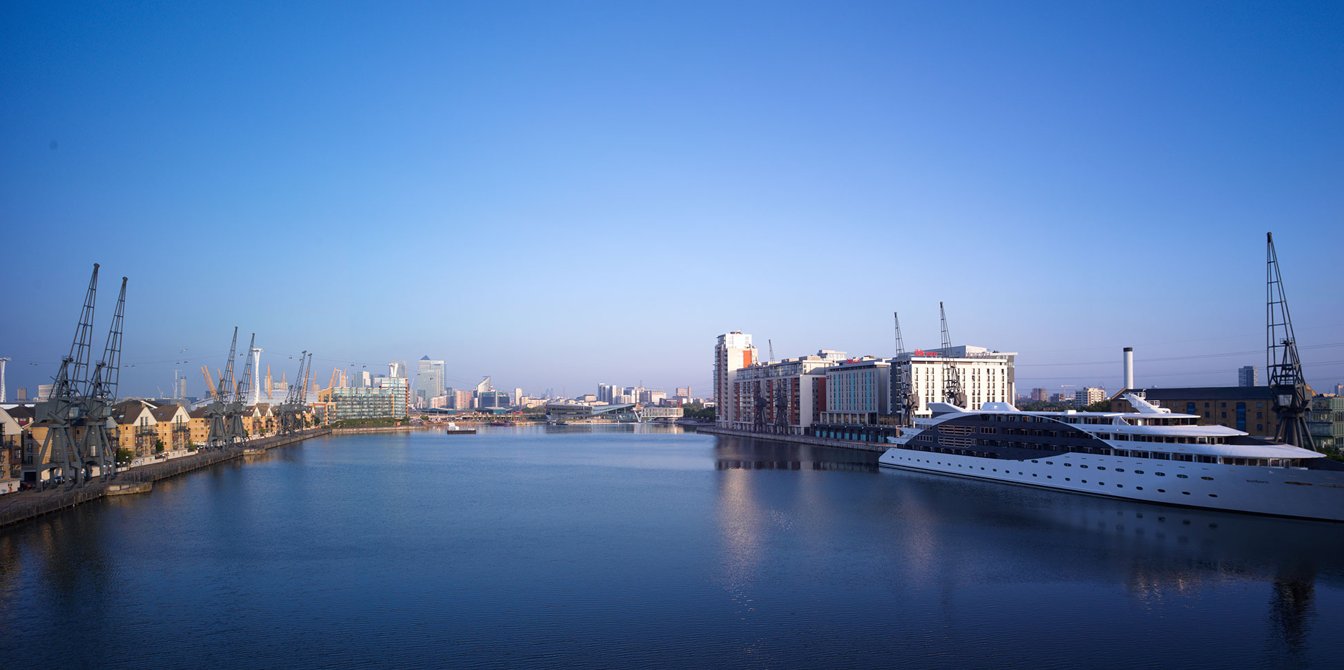 london'sroyal docks  -