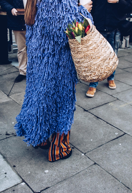 Adorngirl London Fashion Week street style