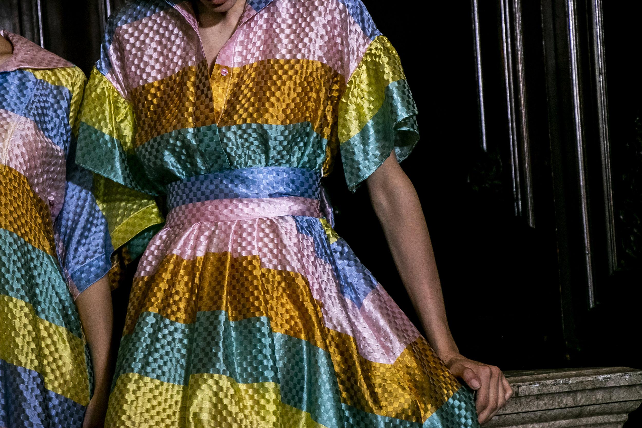 London Fashion Week Tata Naka SS19