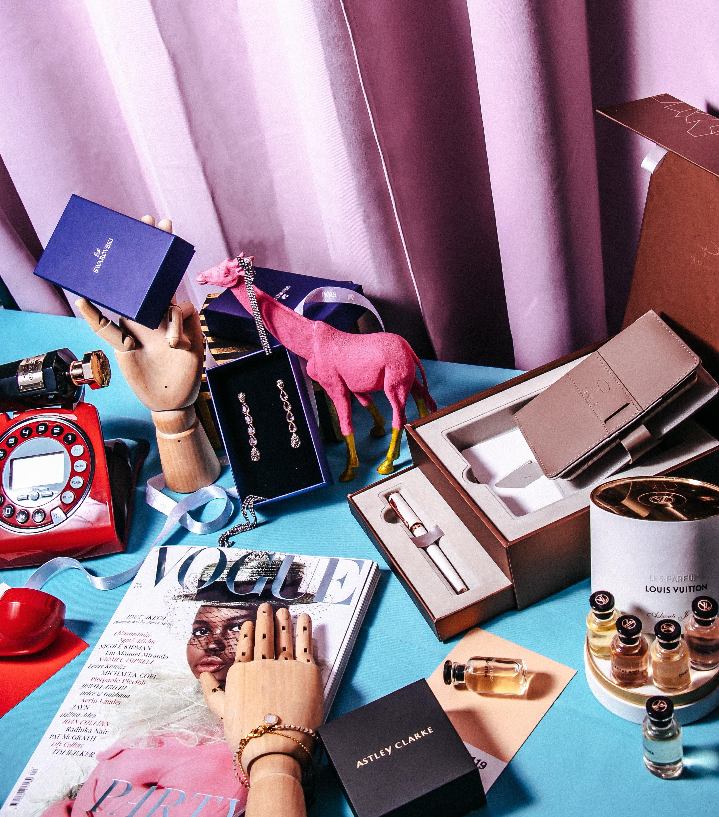 luxury christmas gift guide 2018