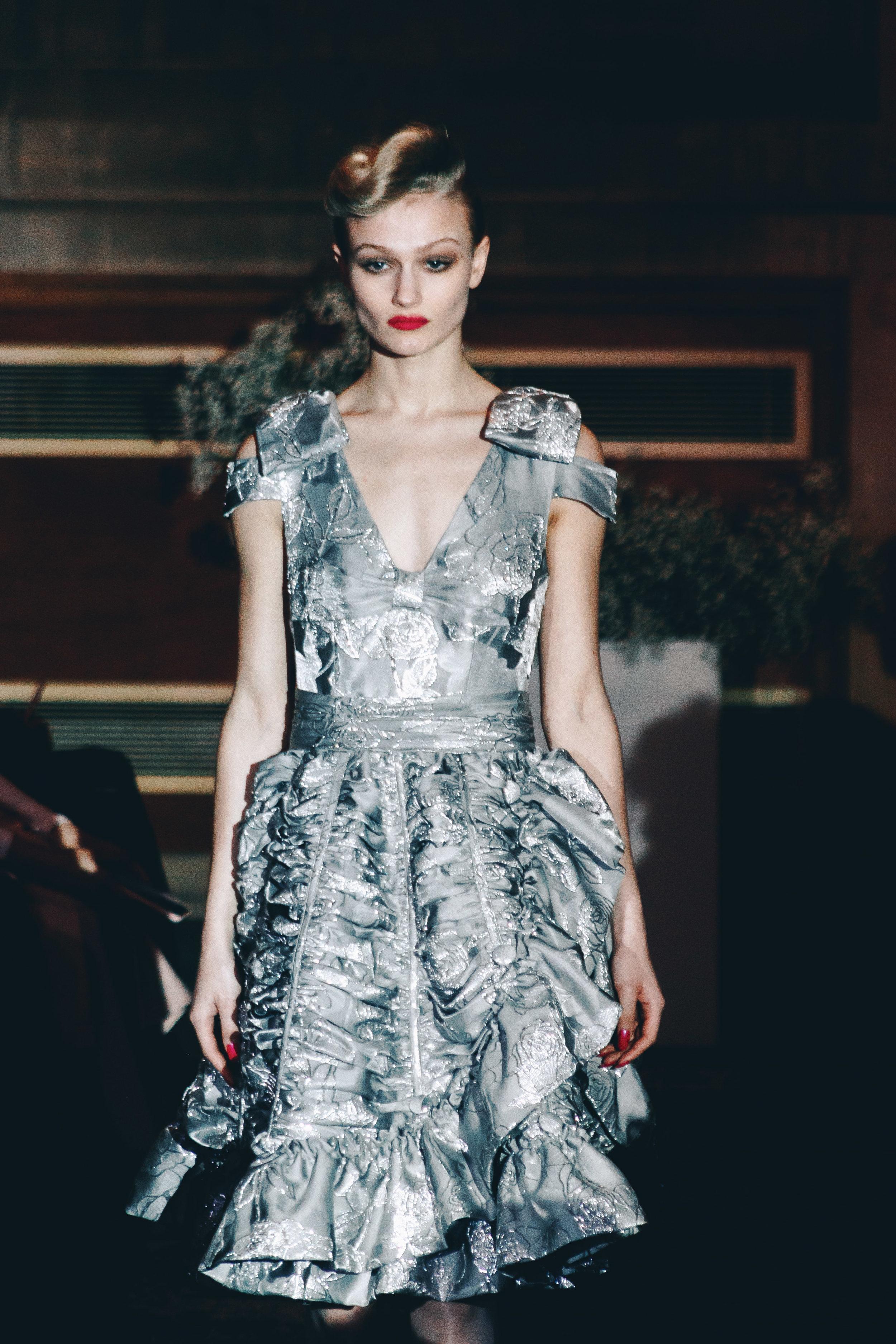London Fashion Week Ryan Lo AW19