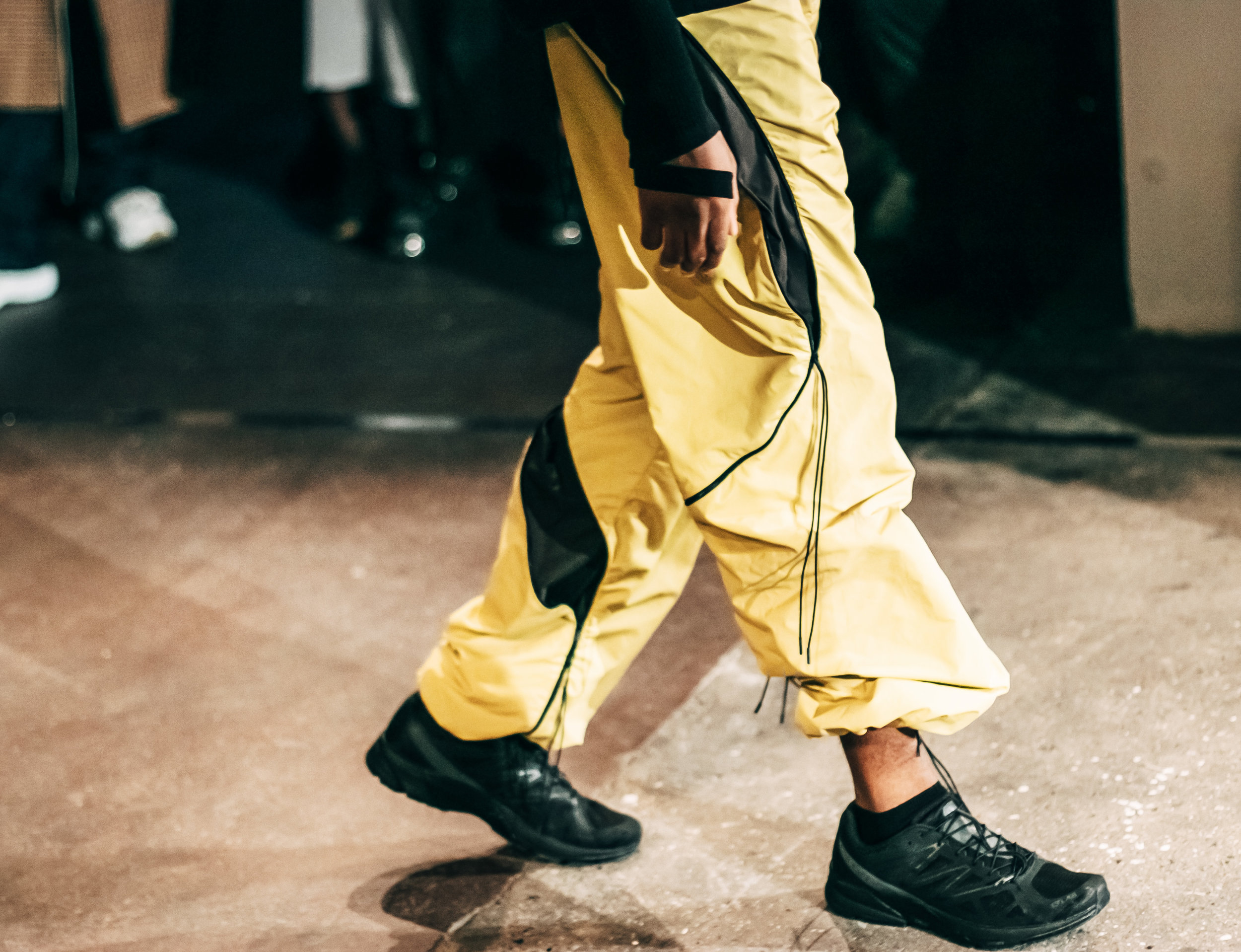 Saul Nash AW19 London fashion week