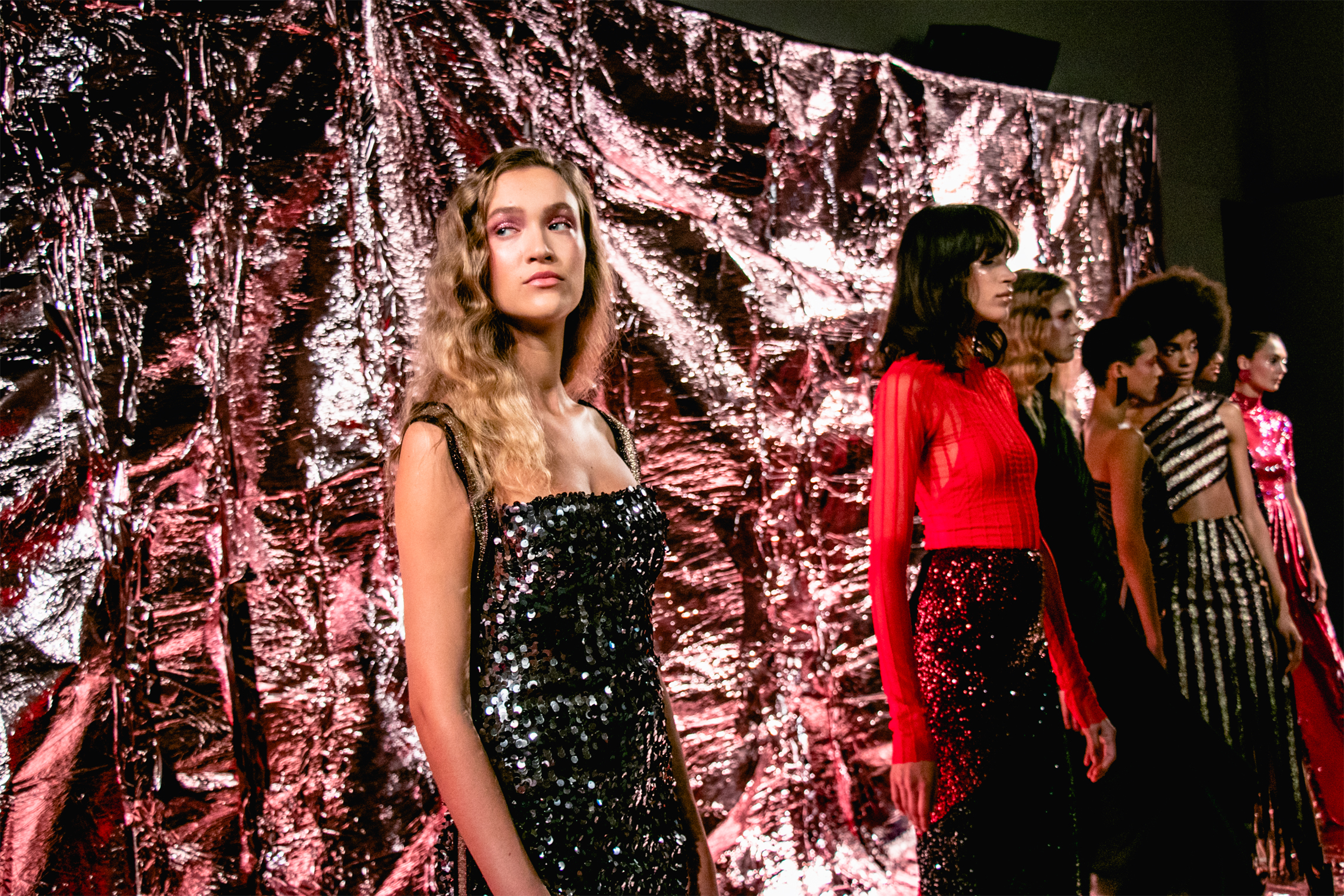 London Fashion week Paul Knorr AW19-Adorngirl Photography