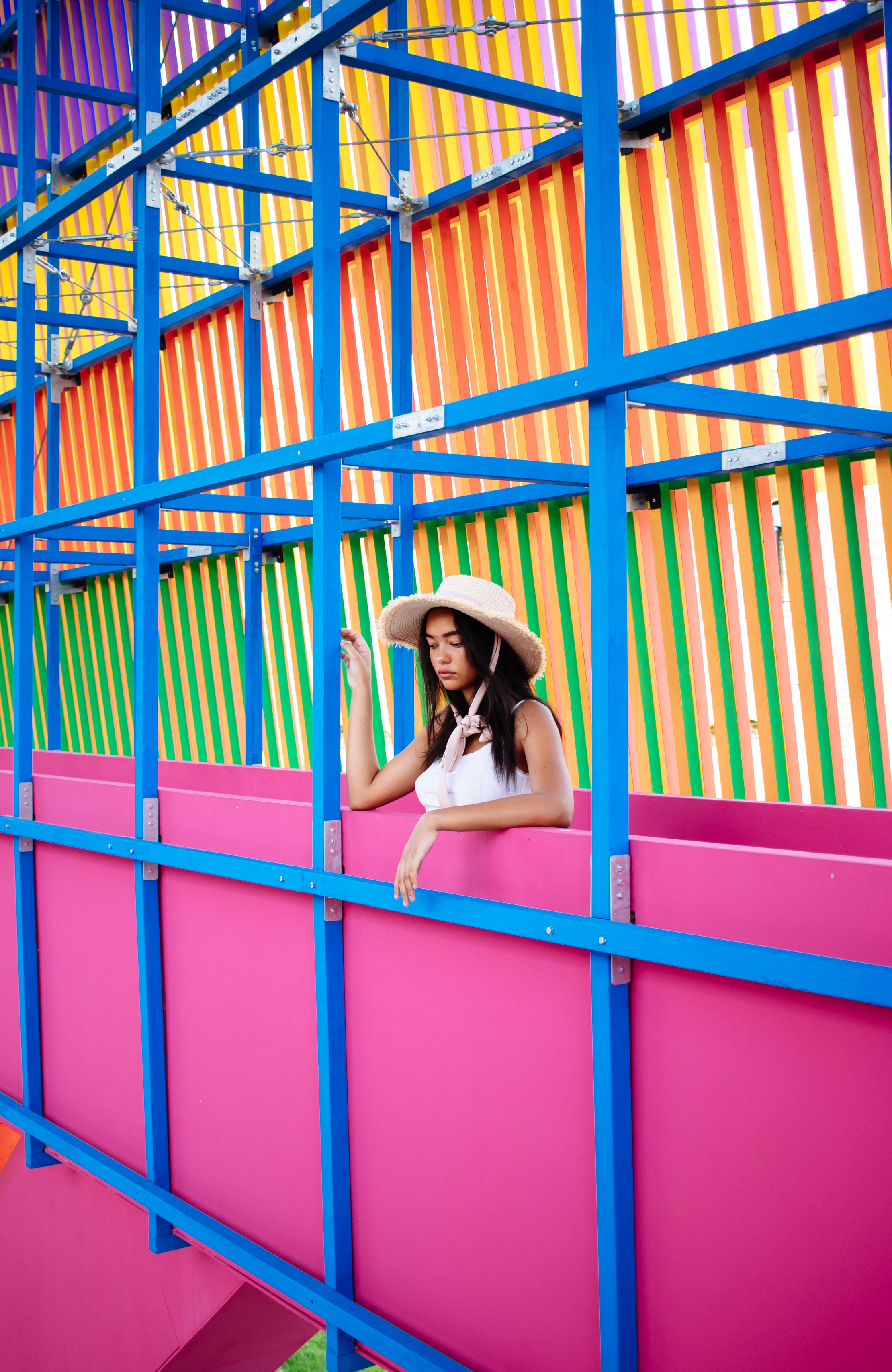 The Dulwich Pavilion - All test photography by me