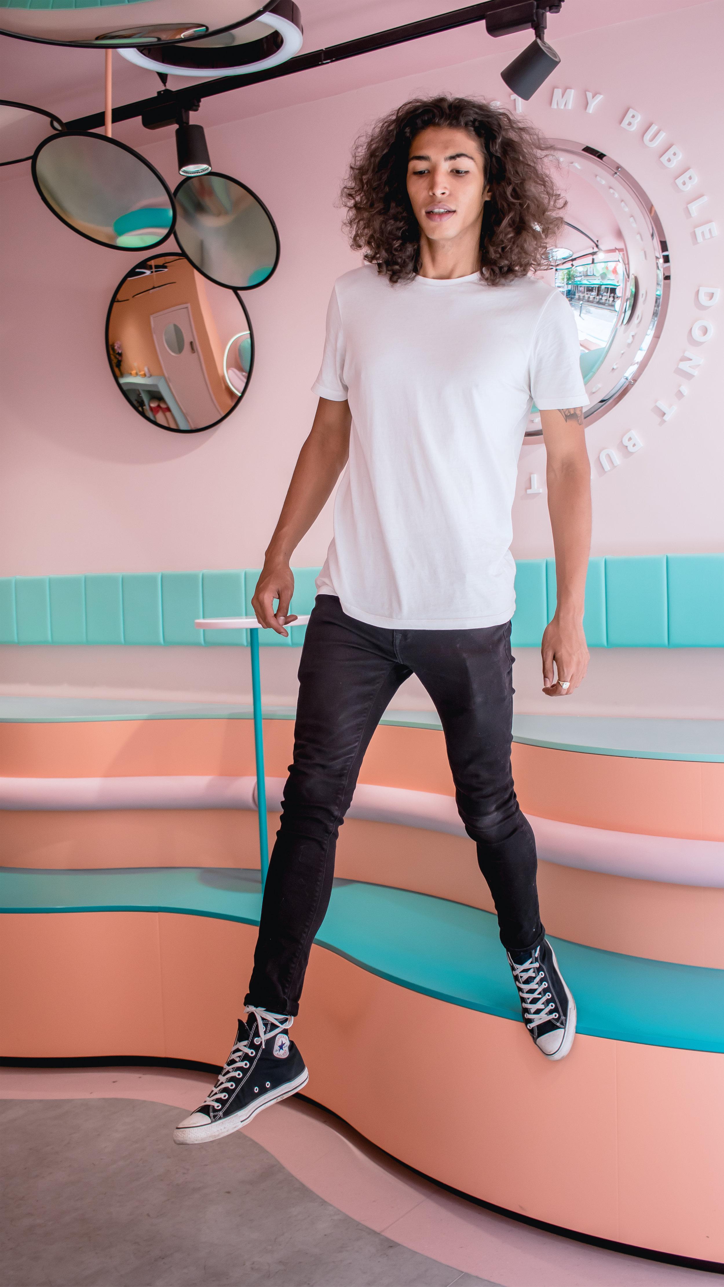 Tyler Hemming Elite models