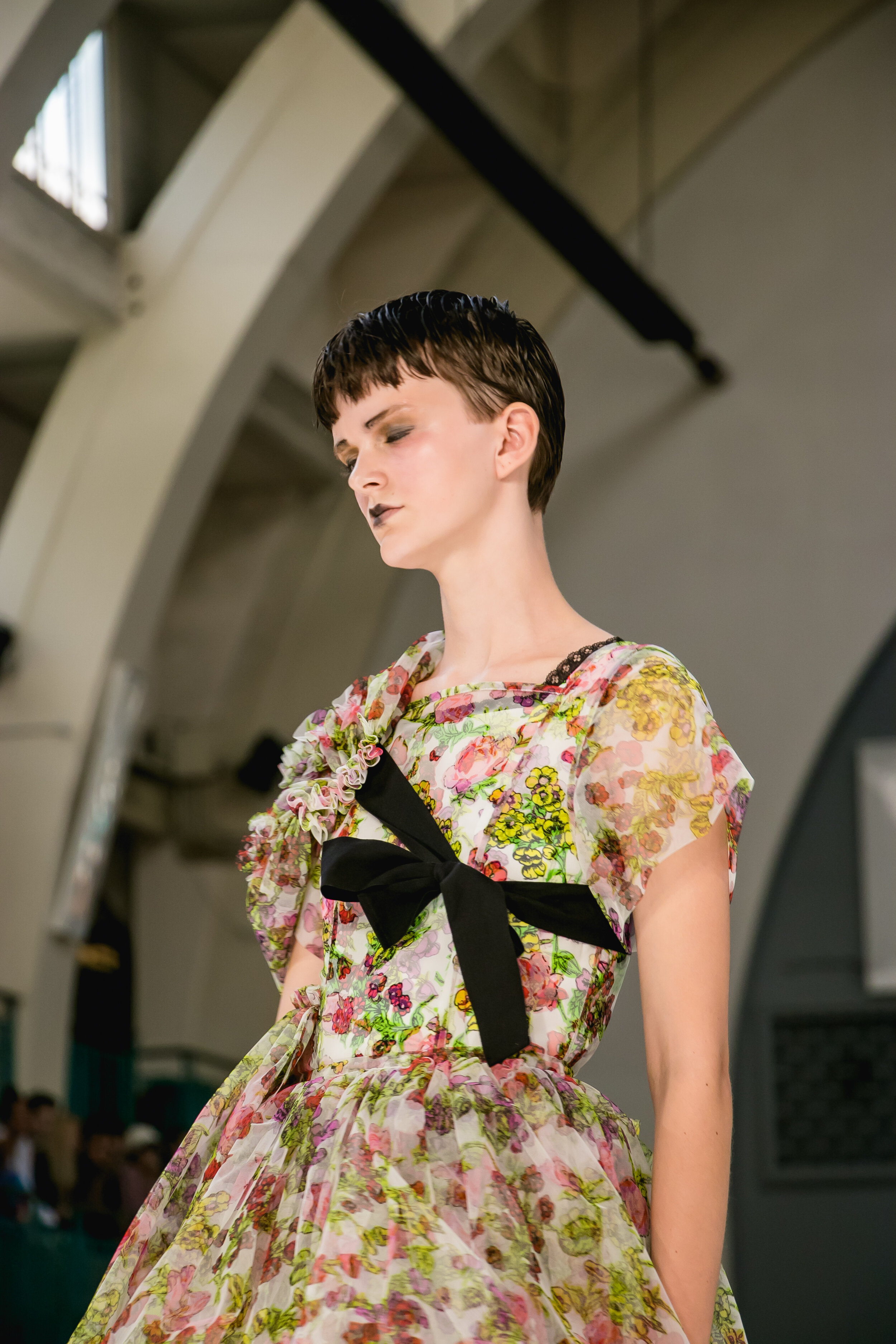 London Fashion Week Molly Goddard Spring summer 2020