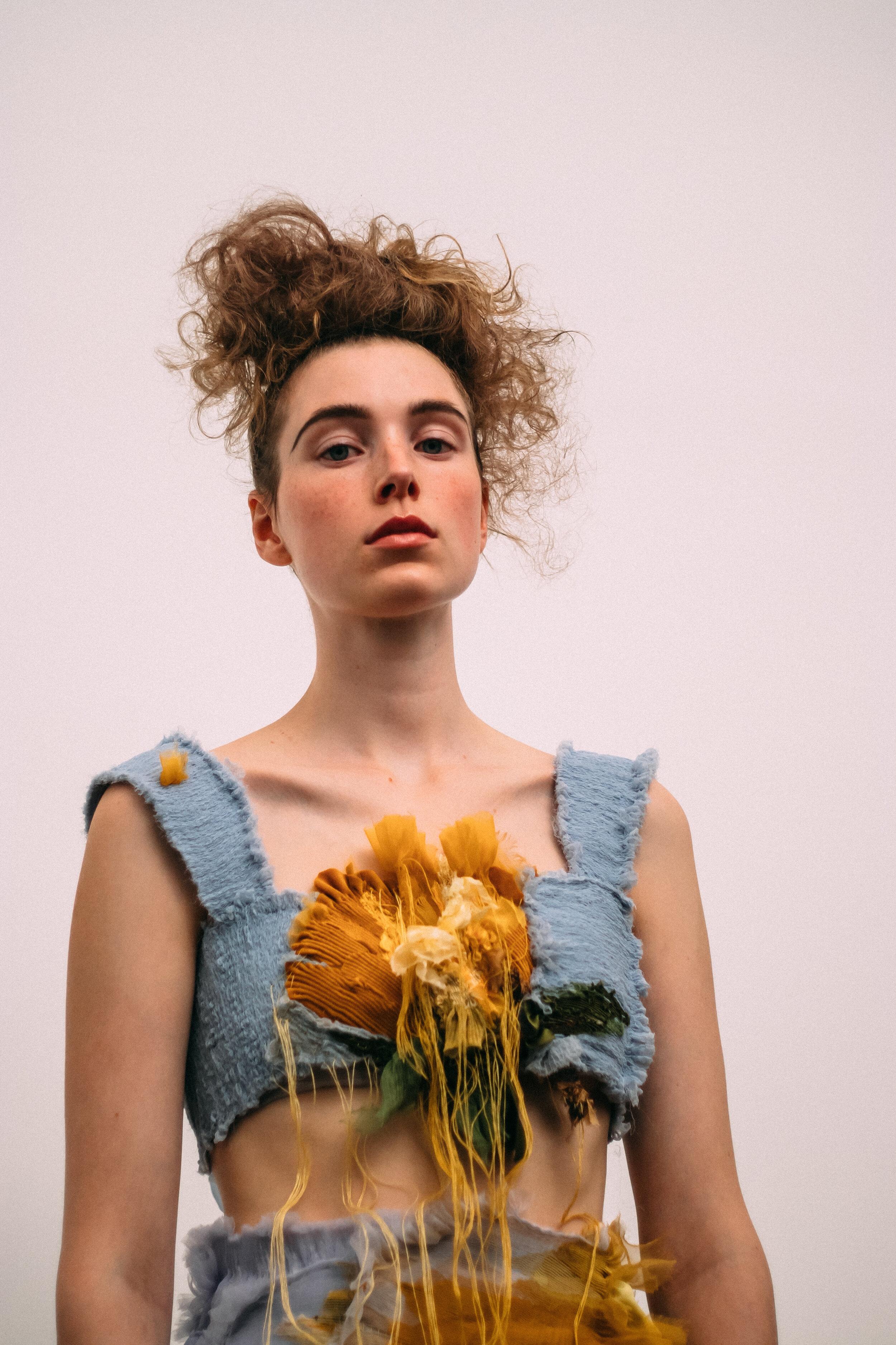London Fashion Week Caroline Hu Spring summer 2020