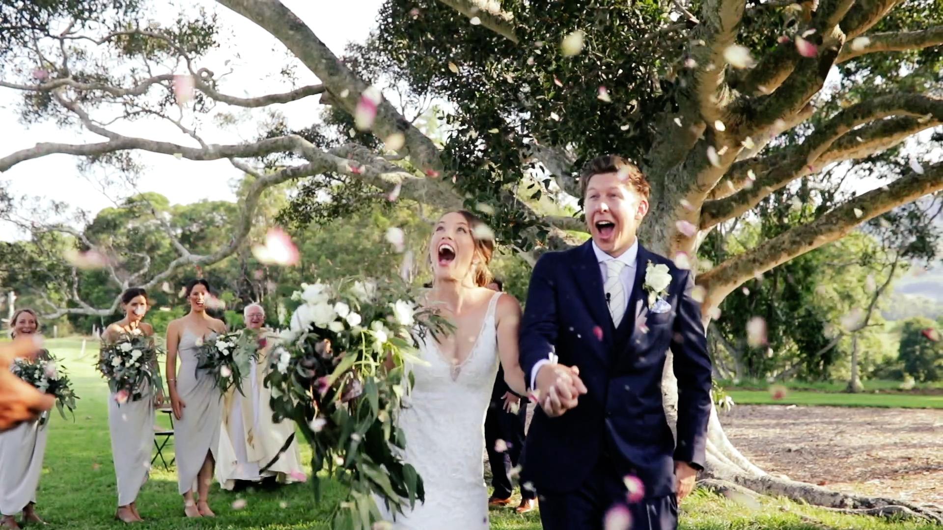 Wedding Yandina Station- Sunshine Coast,QLD, Kate & Matt McMahon