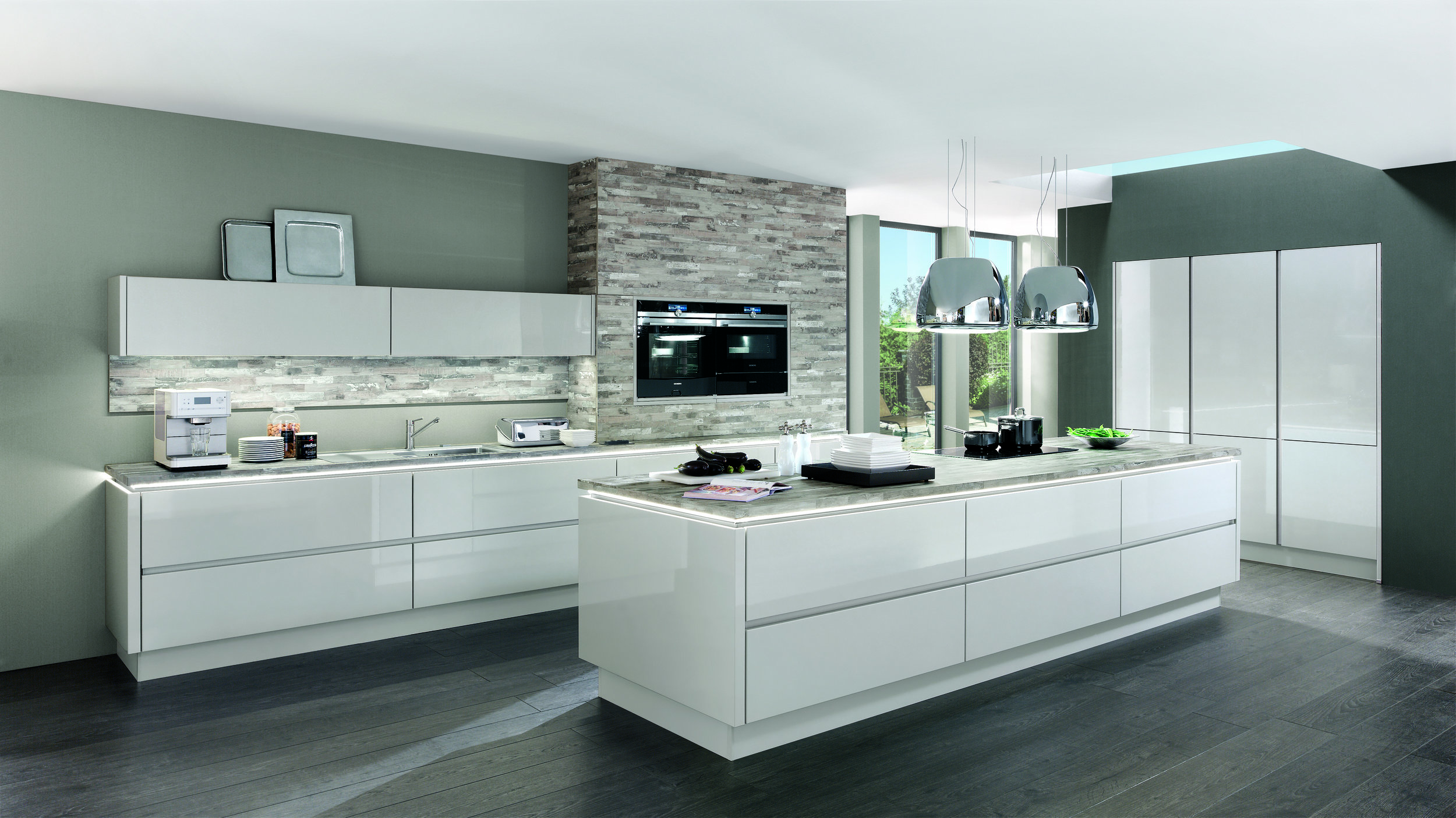 Modern German Kitchens